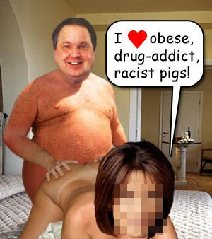 Limbaugh and his DR honey